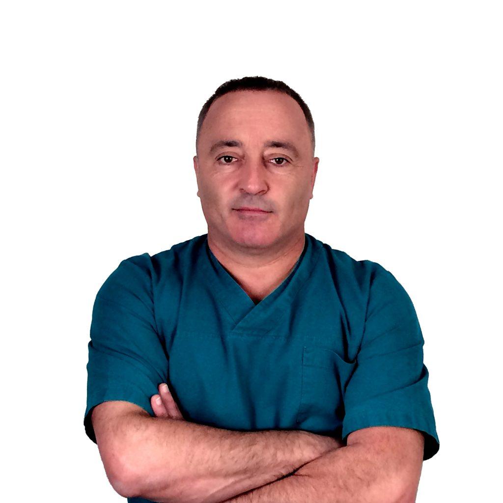 Dr. Donato Zizi - docente del Corso di Formazione Trapianto Capelli FUE